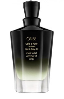 """Сияющее масло для волос и тела """"Лазурный берег"""" Oribe"""