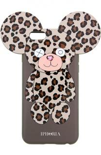 Чехол для iPhone 6 с медведем Iphoria