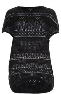 Вязаный пуловер Escada