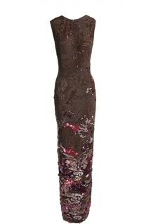 Вечернее платье Dries Van Noten