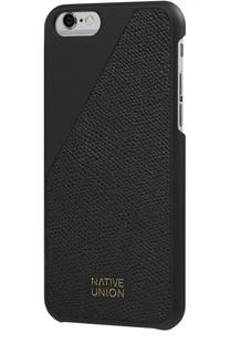 Чехол Clic Leather для iPhone 6/6s Native Union