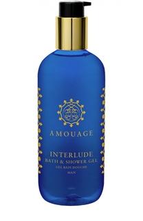 Гель для душа Interlude Man Amouage