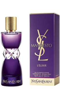 Парфюмерная вода Manifesto L`Elixir YSL