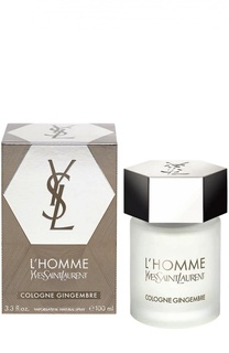 Туалетная вода L`Homme Cologne YSL