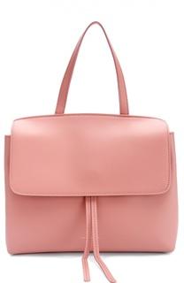 Кожаная сумка Lady со съемным плечевым ремнем Mansur Gavriel