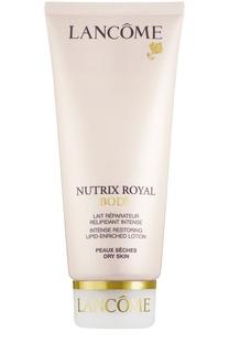 Восстанавливающее питательное молочко для тела Nutrix Royal Body Lancome