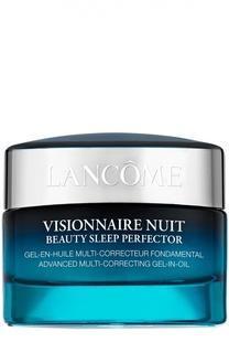 Мультиактивный ночной гель-масло Visionnaire Nuit Lancome