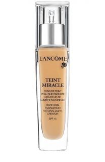 Тональный крем Teint Miracle, оттенок 01 Beige Albatre Lancome