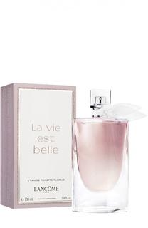 Туалетная вода La vie est belle Eau de Toilette Florale Lancome