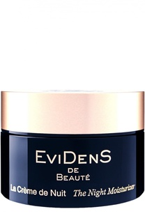 Ночной увлажняющий крем EviDenS de Beaute