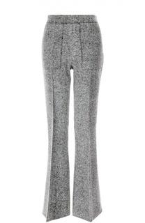 Расклешенные брюки с накладными карманами и стрелками By Malene Birger
