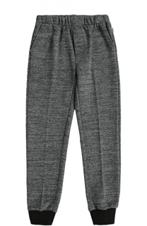 Хлопковые спортивные брюки Il Gufo