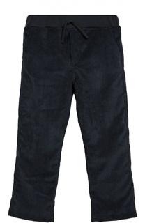Вельветовые брюки с регулируемым поясом Aletta