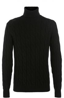 Шерстяной свитер с горлом Cruciani