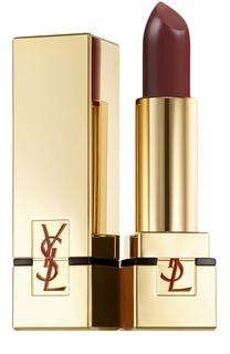 Матовая помада для губ Lipstick Rouge Pur Couture Mat, оттенок 206 YSL