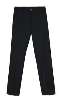 Классические брюки прямого кроя Aletta