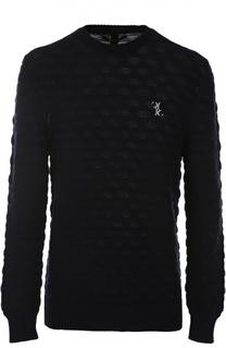 Вязаный пуловер Billionaire