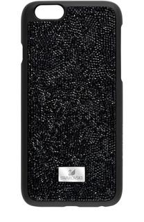 Чехол Glam Rock Black для iPhone 6/6S Swarovski