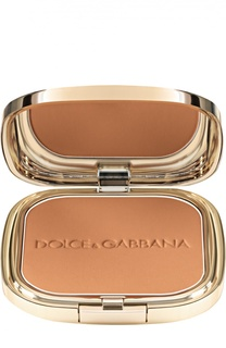 Пудра с эффектом загара, оттенок 15 Сashmere Dolce & Gabbana
