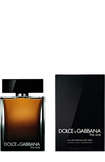 Парфюмерная вода The One Men Dolce & Gabbana