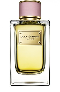 Парфюмерная вода Velvet Collection Love Dolce & Gabbana