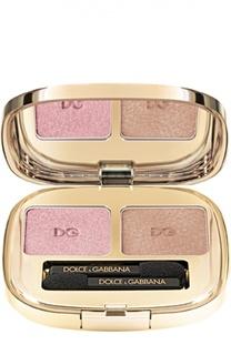Тени для век, оттенок 80 Cinnamon Dolce & Gabbana