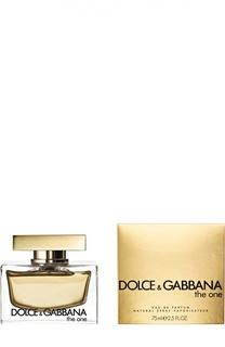 Парфюмерная вода The One Dolce & Gabbana