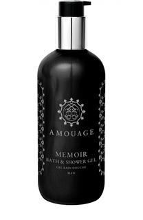 Мемуар гель для душа 300 мл. Amouage