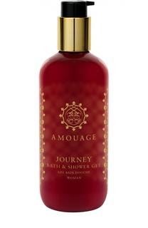 Гель для душа Journey Amouage
