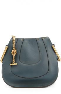 Кожаная сумка Hayley nano Chloé