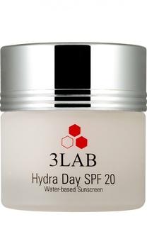 Дневное увлажняющее средство для лица с SPF20, для всех типов кожи 3LAB