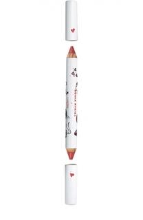 Карандаш для губ Le Crayon Duo, оттенок A01 Lancome