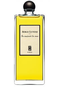 Парфюмерная вода Sa Majesté la Rose Serge Lutens
