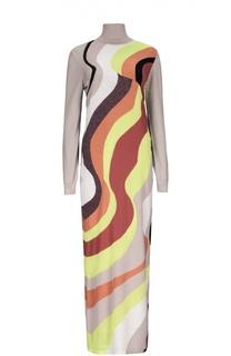 Вязаное платье Emilio Pucci