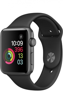 Apple Watch Series 2 42mm Space Grey Aluminum Case Apple
