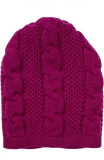 Вязаная шапка из кашемира Kashja` Cashmere