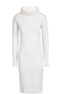 Вязаное платье DKNY