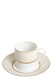 Кофейная чашка с блюдцем Bernardaud