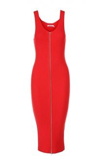 Вязаное платье T by Alexander Wang