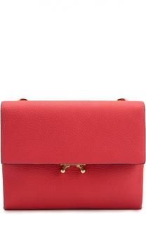 Двухцветная сумка Wallet с клапаном Marni