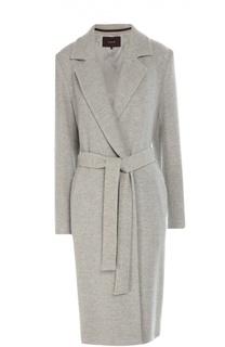Пальто с поясом и широкими лацканами Windsor