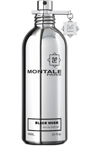 Парфюмерная вода Black Musk Montale