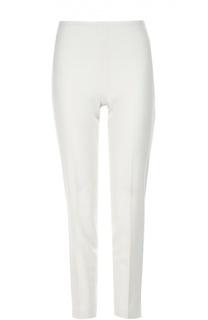 Укороченные шерстяные брюки-скинни Ralph Lauren