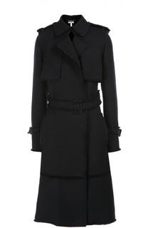 Пальто с поясом Erdem