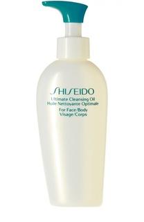 Масло для безупречного очищения кожи Shiseido