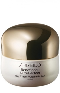 Дневной крем Benefiance NutriPerfect Shiseido