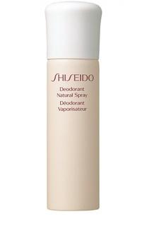 Натуральный дезодорант-спрей Shiseido