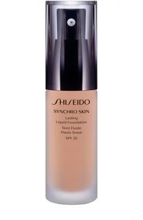 Устойчивое тональное средство Synchro Skin, оттенок Rose 2 Shiseido