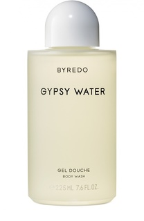 Гель для душа Gypsy Water Byredo