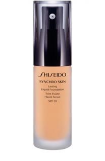 Устойчивое тональное средство Synchro Skin, оттенок Golden 2 Shiseido